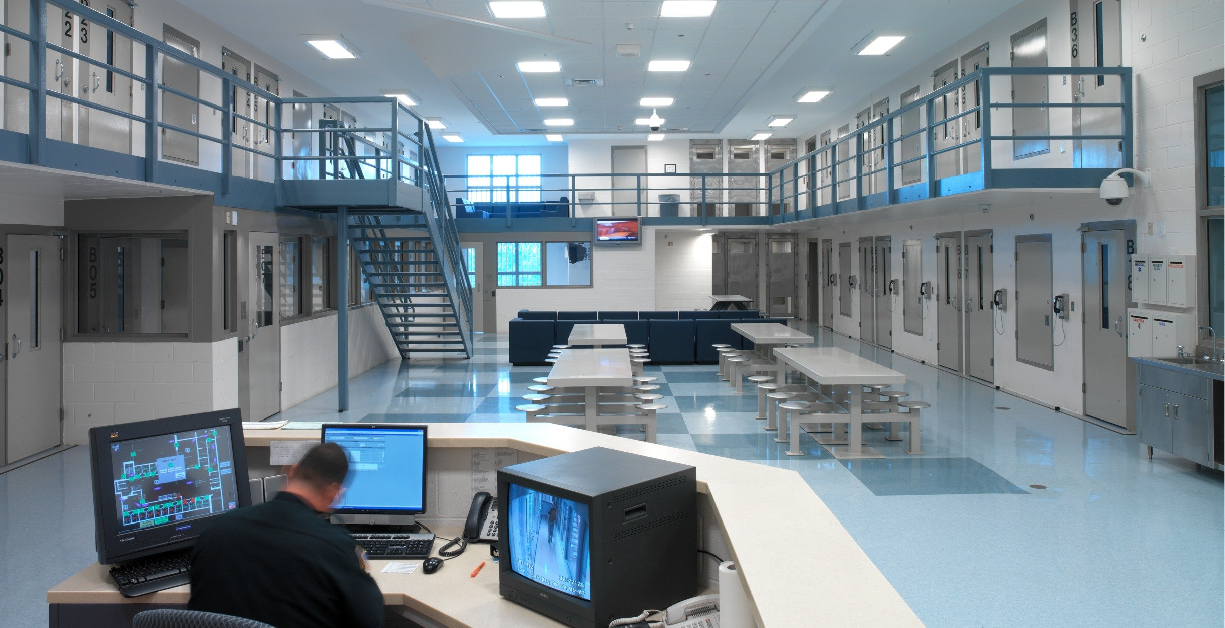 Franklin Jail And House Of Corrections Stv
