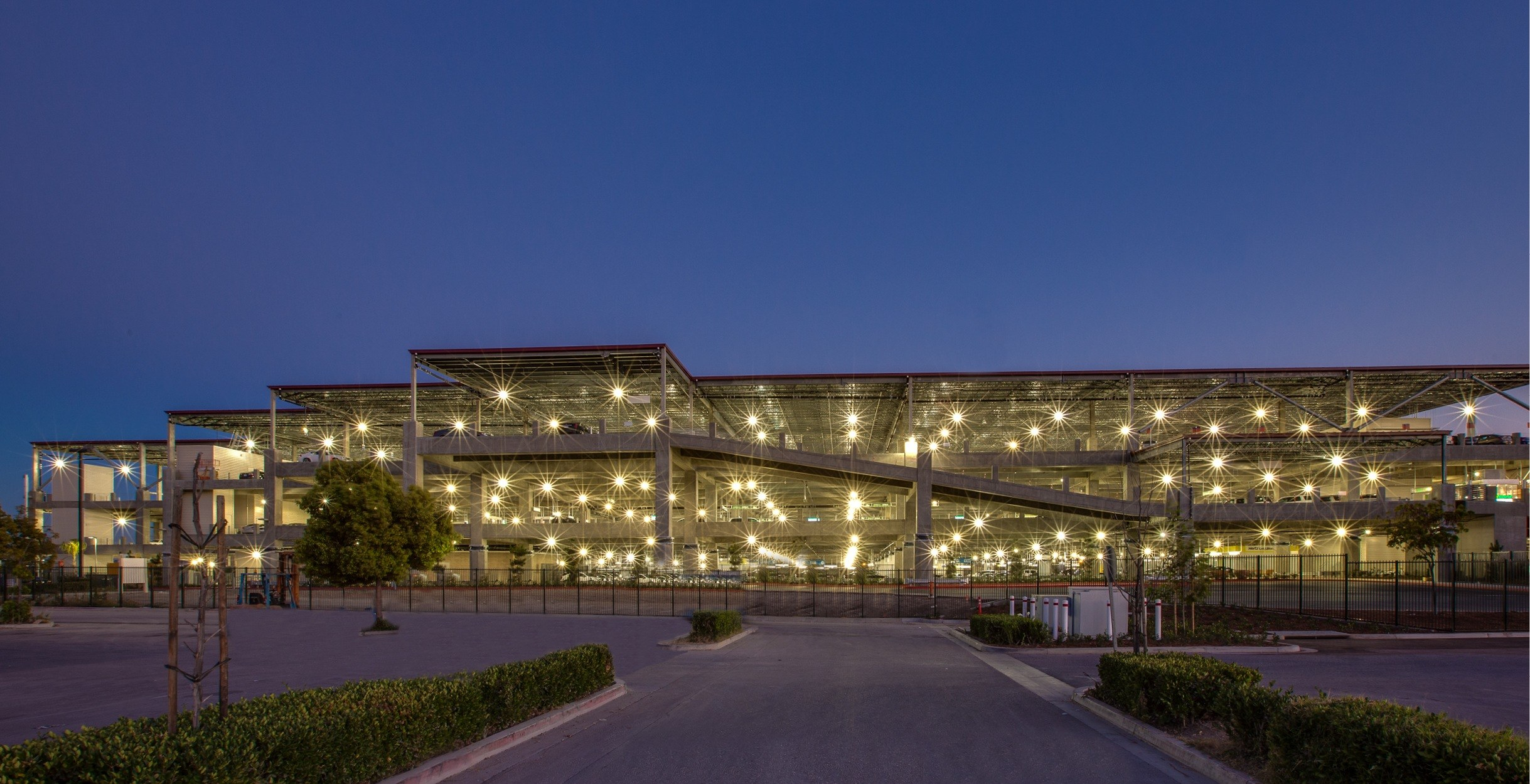 Car Rental Burbank Airport: Regional Intermodal Transportation Center At Hollywood